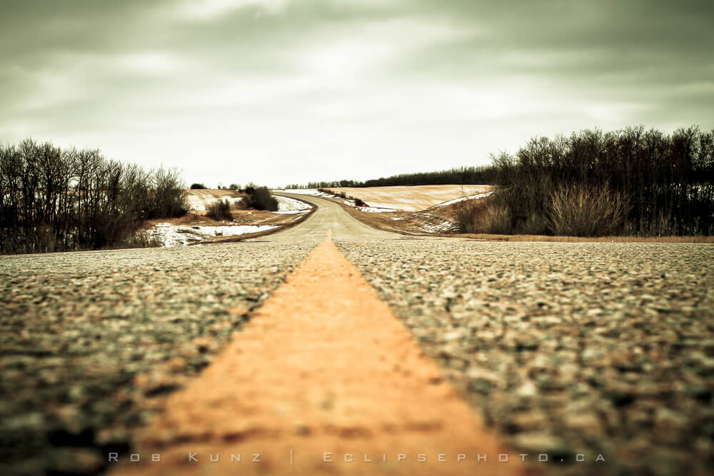 The road that lies ahead