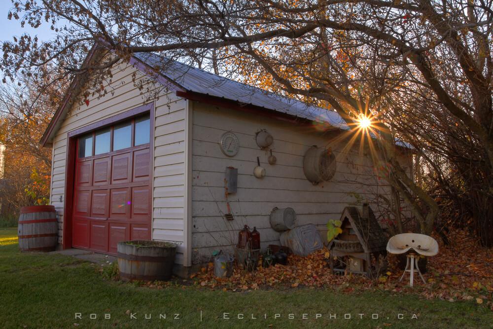 Gramps's Garage