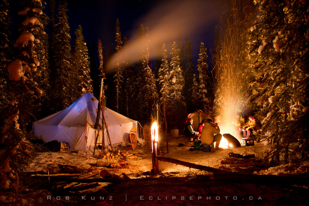 Winter Wonderland Camp