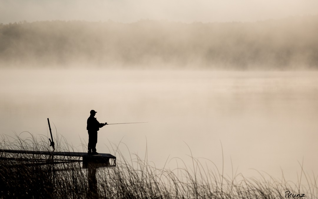 14/52 Fishing in the Fog